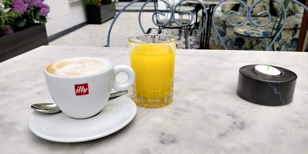 Provocateur Berlin Frühstück Kaffee