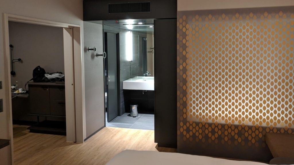 Radisson Blu Luzern Badezimmer