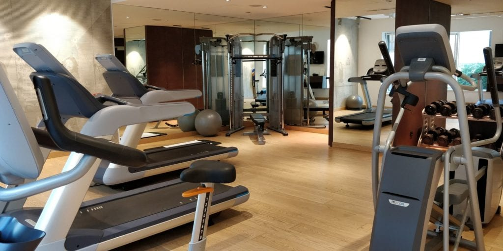 Radisson Collection Hotel Old Mill Belgrad Fitness