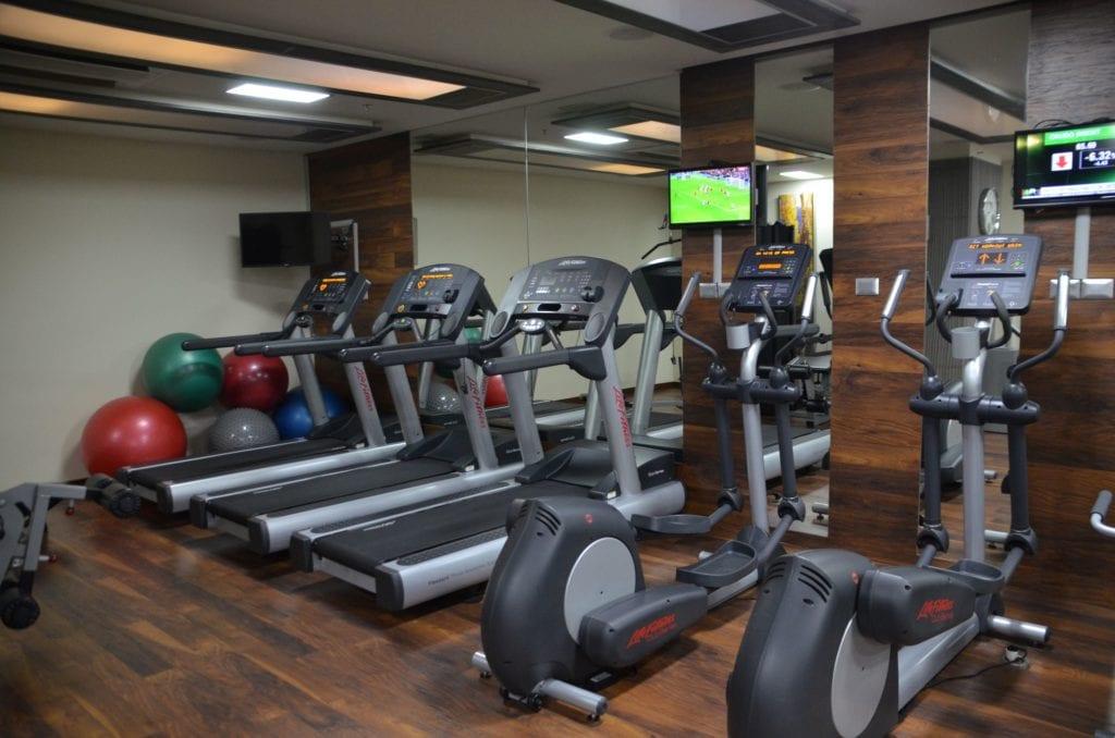 Renaissance Santiago Hotel Fitness