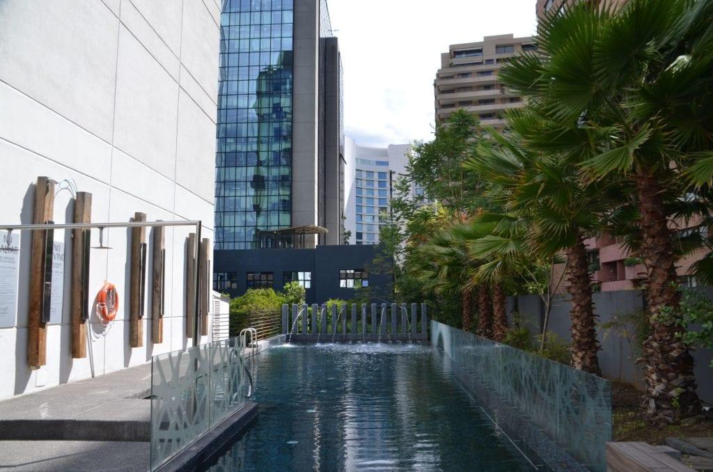 Renaissance Santiago Hotel Pool