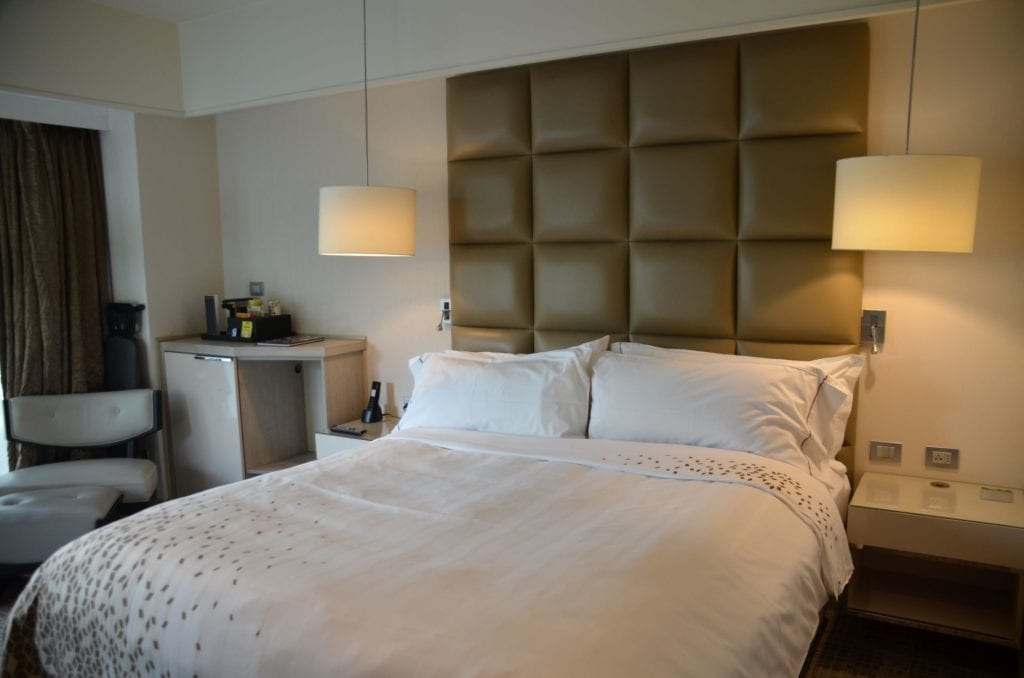 Renaissance Santiago Hotel Zimmer