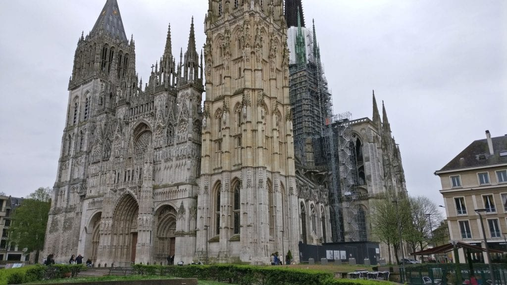 Rouen Kathedrale