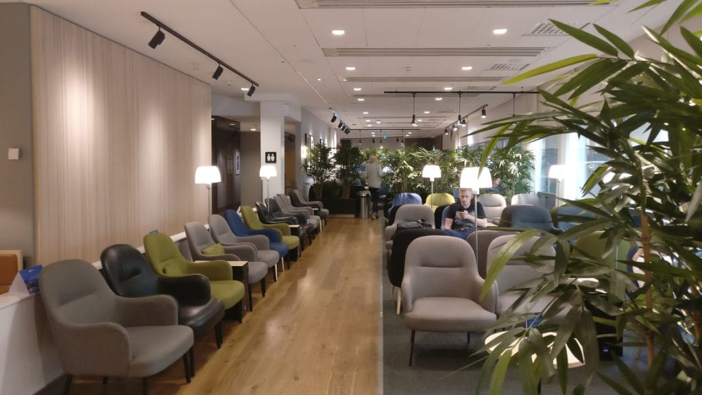 SAS Business Lounge Stockholm