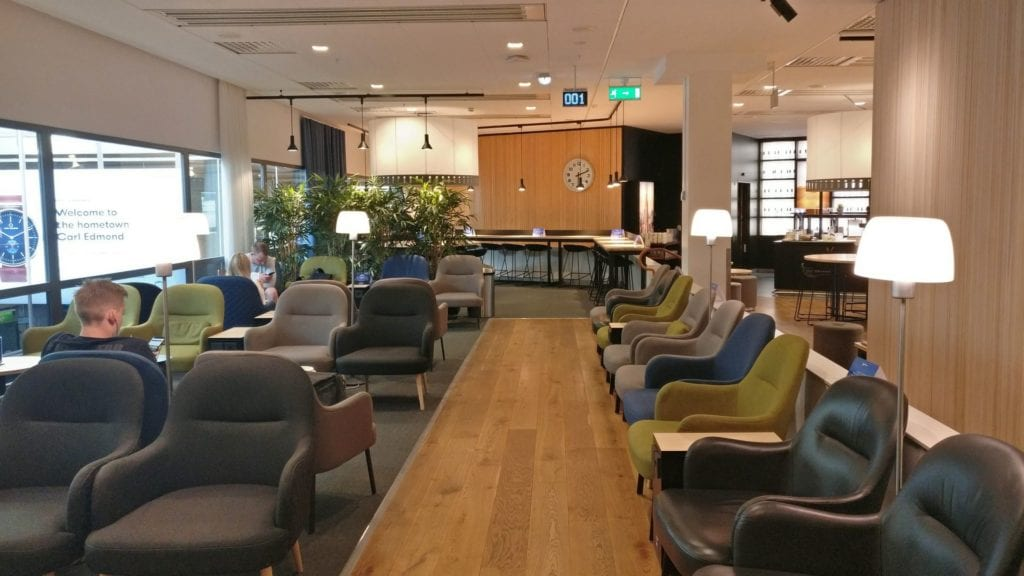 SAS Business Lounge Stockholm 2