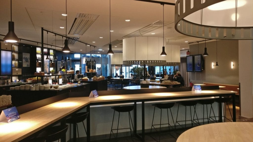 SAS Business Lounge Stockholm 3