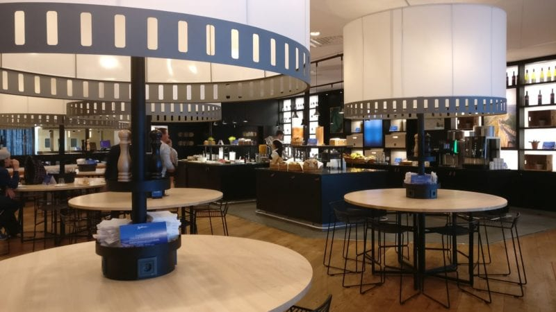 SAS Business Lounge Stockholm 4