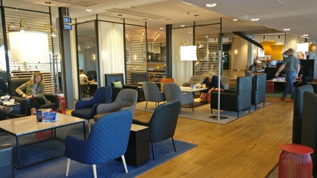 SAS Gold Lounge Stockholm 4