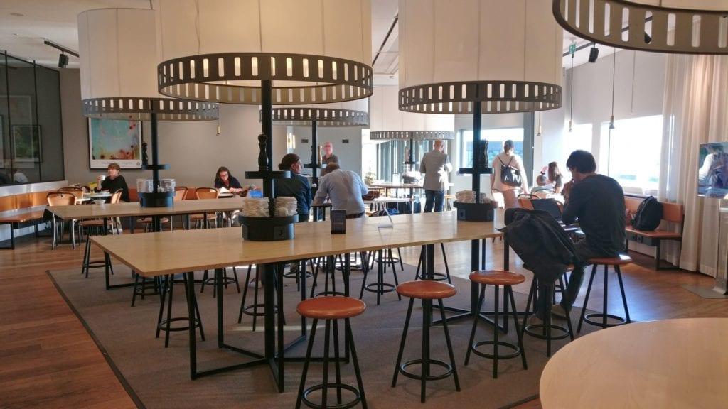 SAS Gold Lounge Stockholm 7