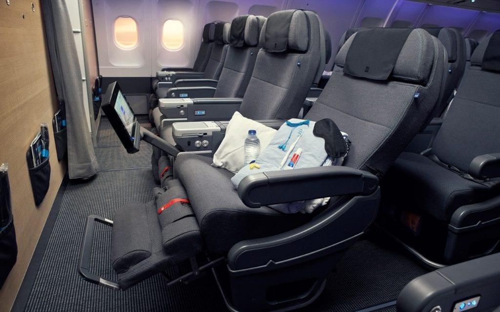 SAS Plus Premium Economy Class