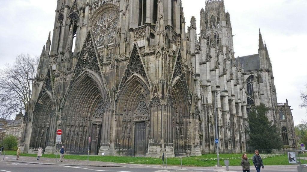 Saint Ouen Kirche Rouen