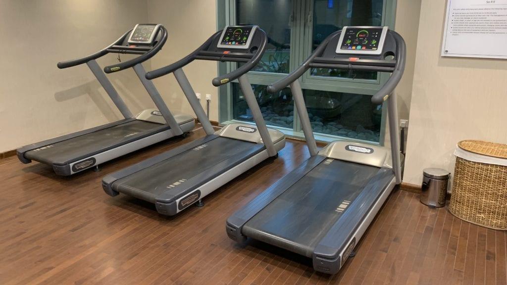Sofitel Abu Dhabi Fitness