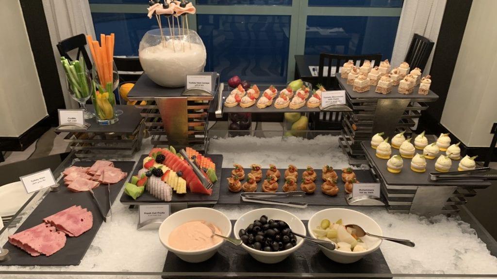Sofitel Abu Dhabi Lounge 5