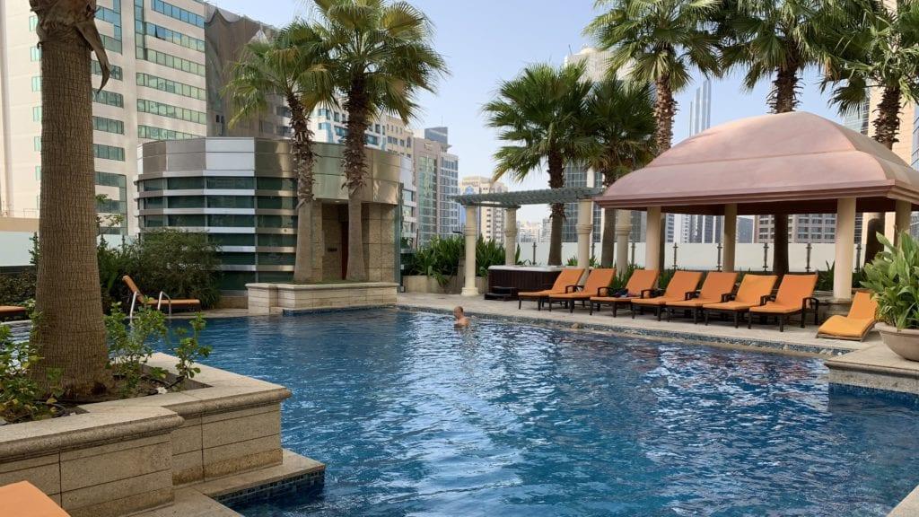 Sofitel Abu Dhabi Pool1