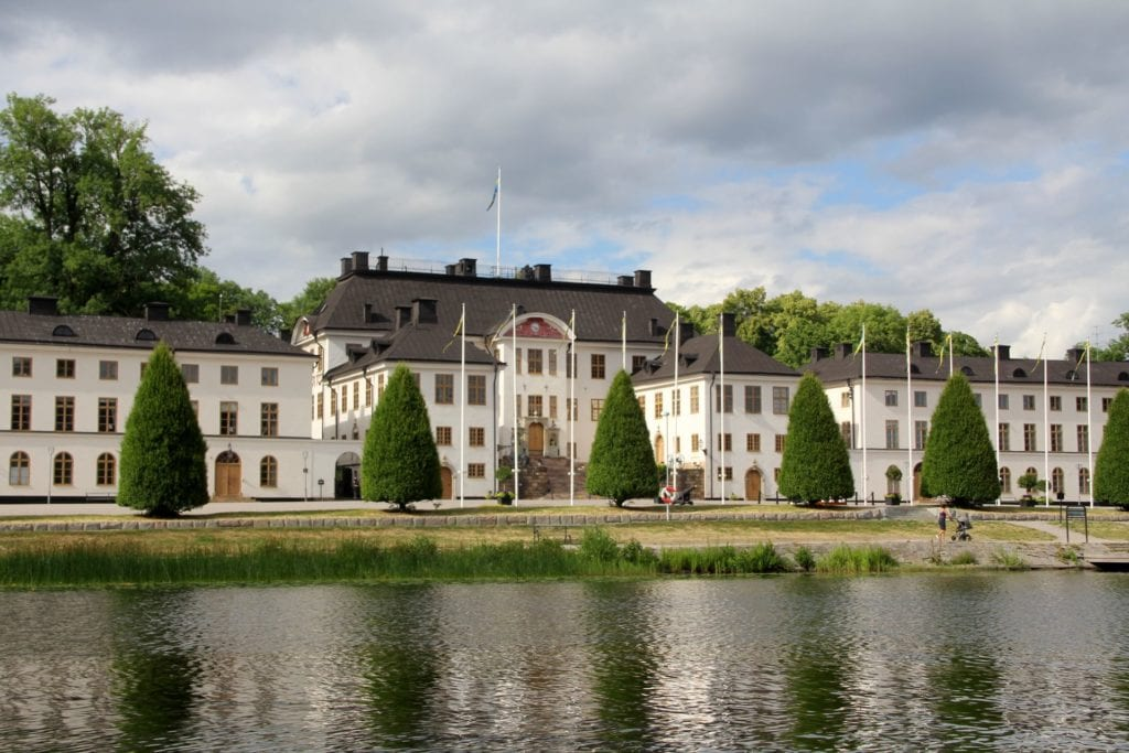 Stockholm Karlsberg Palast