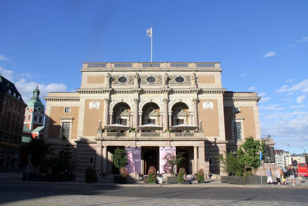 Stockholm Opernhaus