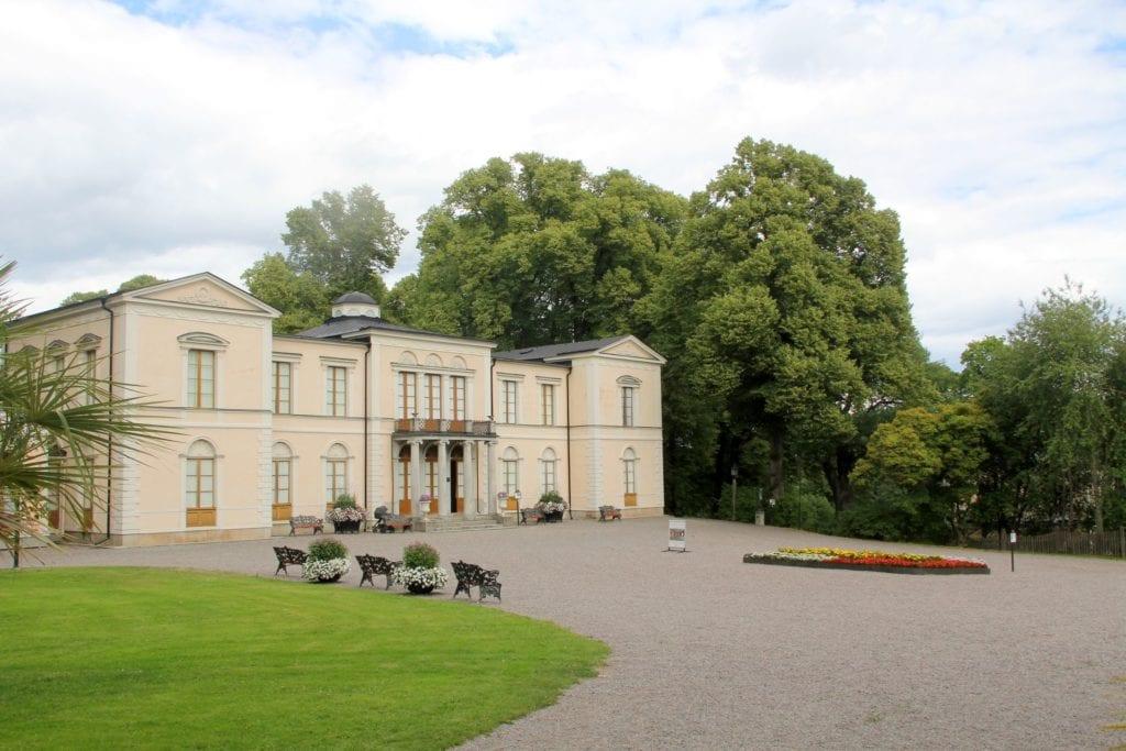 Stockholm Rosendal Schloss