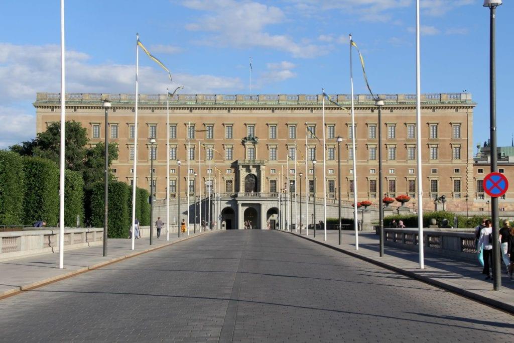 Stockholm Schloss