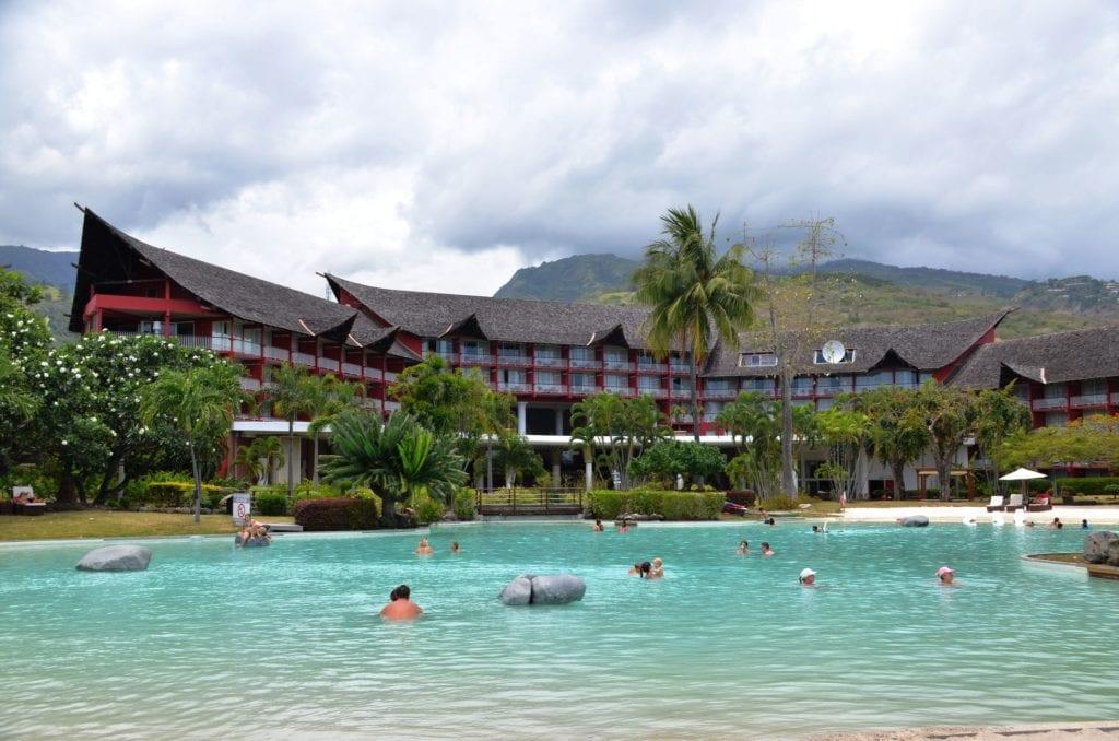 Tahiti La Ora Beach Resort By Sofitel Pool