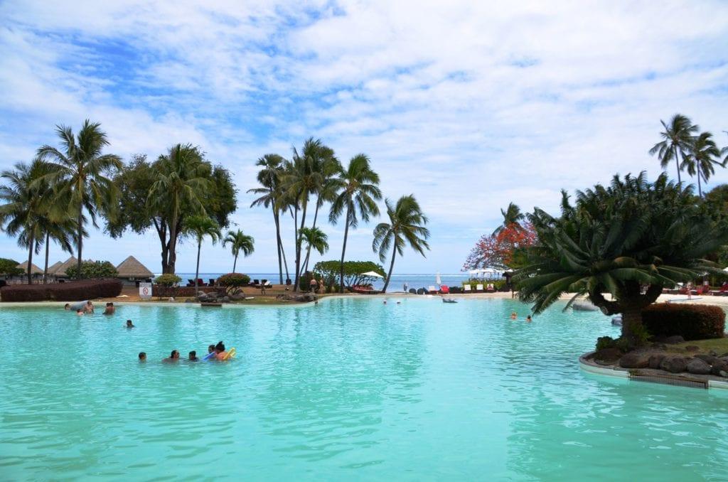 Tahiti La Ora Beach Resort By Sofitel Pool 2
