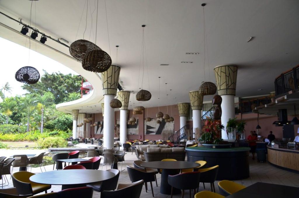 Tahiti La Ora Beach Resort By Sofitel Restaurant