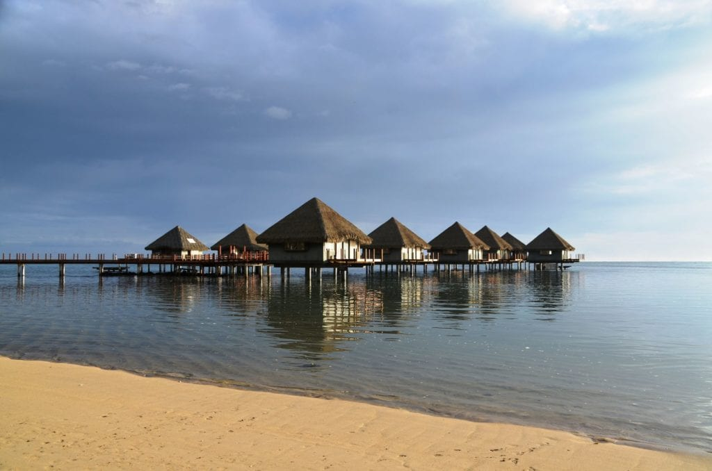 Tahiti La Ora Beach Resort By Sofitel Strand 3