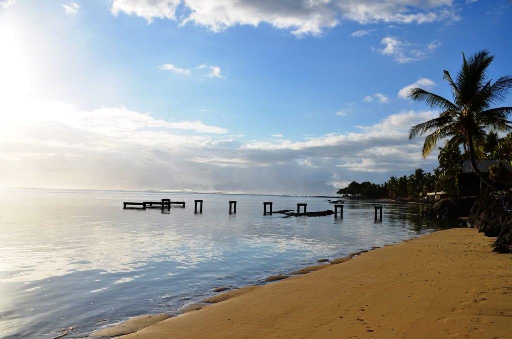 Tahiti La Ora Beach Resort By Sofitel Strand 4