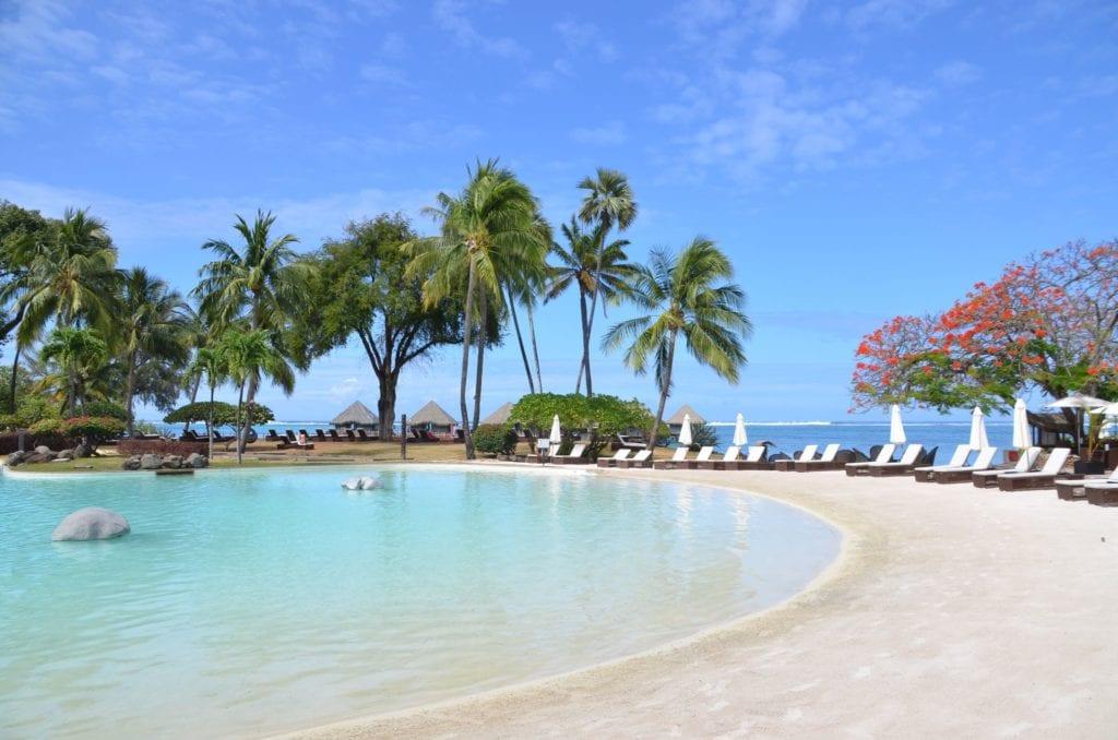 Tahiti La Ora Beach Resort By Sofitel Strand 5