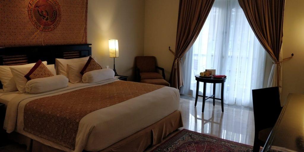 The Phoenix Hotel Yogyakarta Zimmer 3