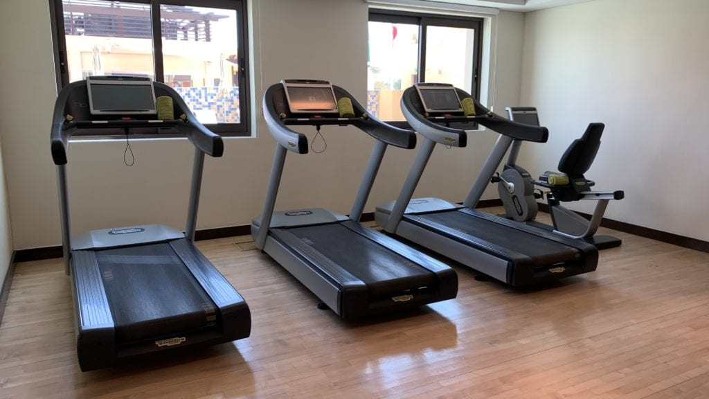 Traders Hotel Abu Dhabi Fitness1