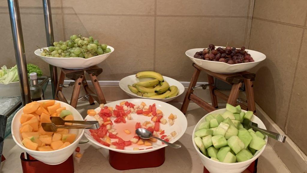 Traders Hotel Abu Dhabi Fruehstueck3