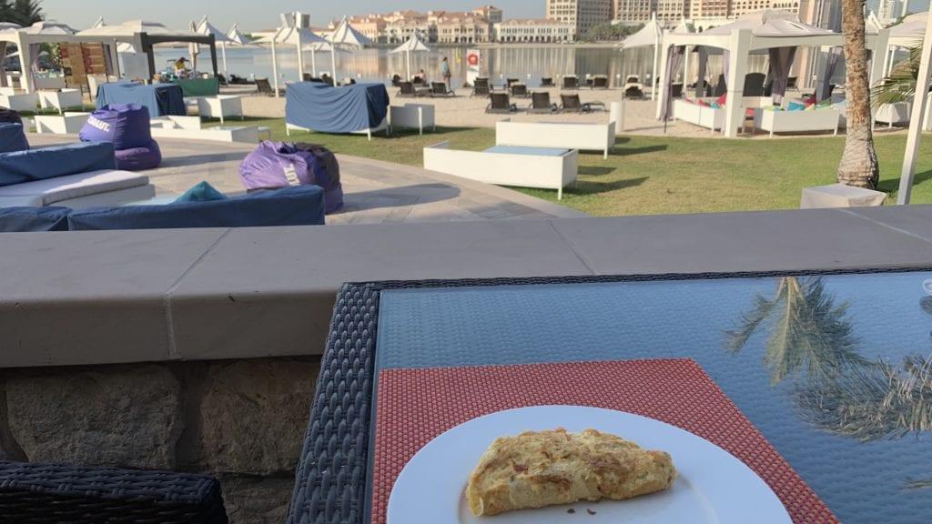 Traders Hotel Abu Dhabi Fruehstueck4