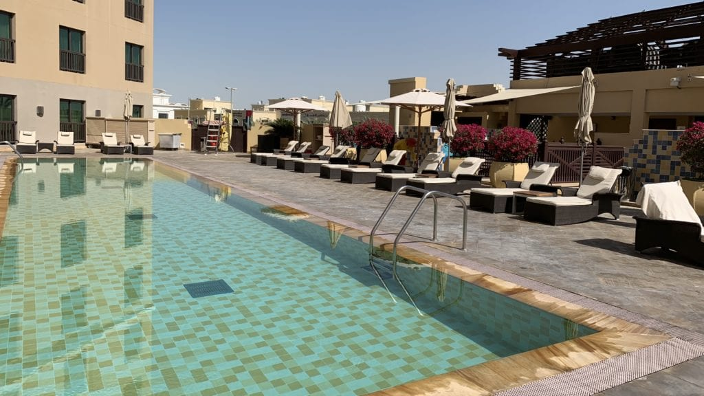 Traders Hotel Abu Dhabi Pool1