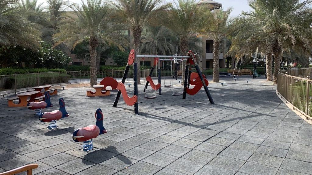 Traders Hotel Abu Dhabi Spielplatz