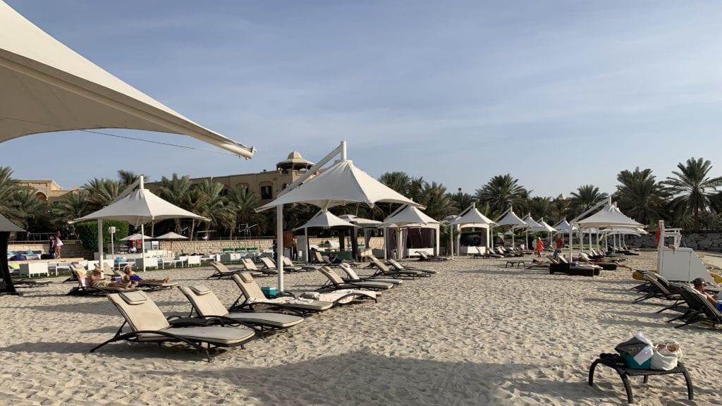 Traders Hotel Abu Dhabi Strand1