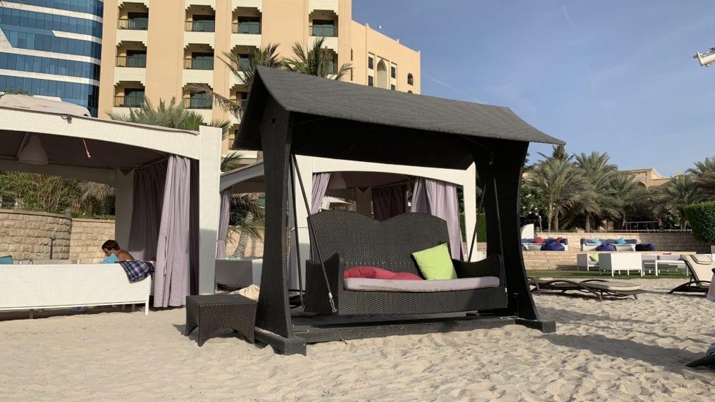 Traders Hotel Abu Dhabi Strand2