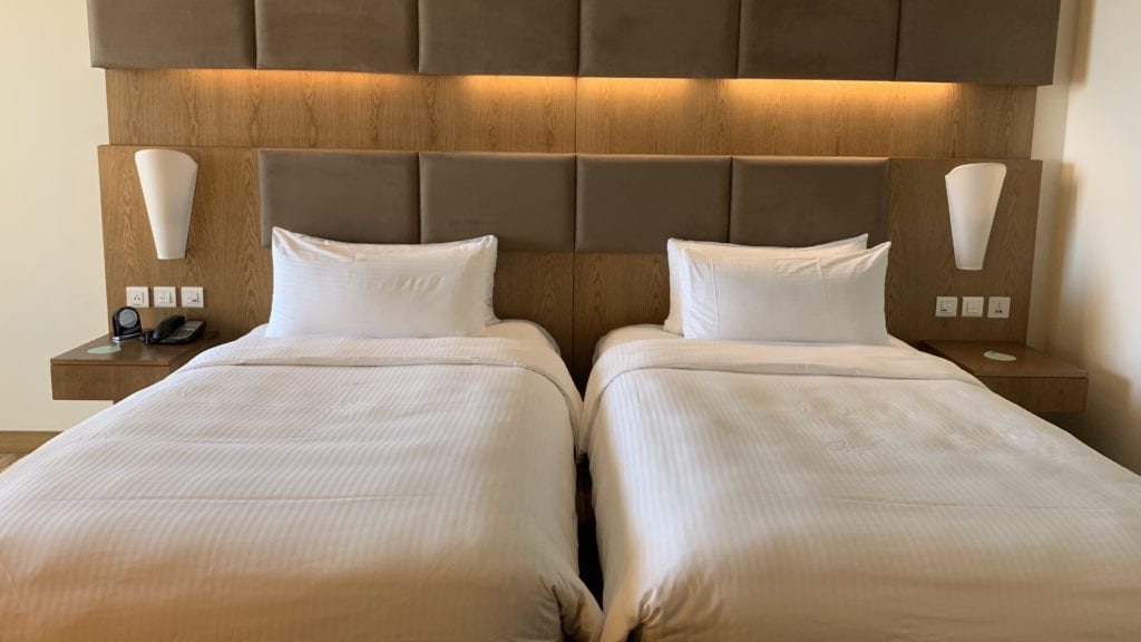 Traders Hotel Abu Dhabi Zimmer1