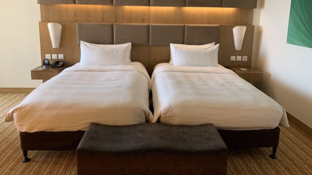 Traders Hotel Abu Dhabi Zimmer2