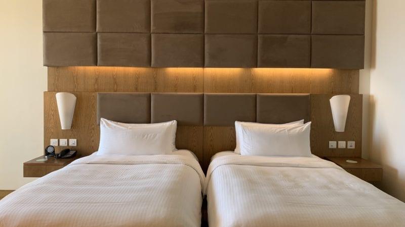 Traders Hotel Abu Dhabi Zimmer3