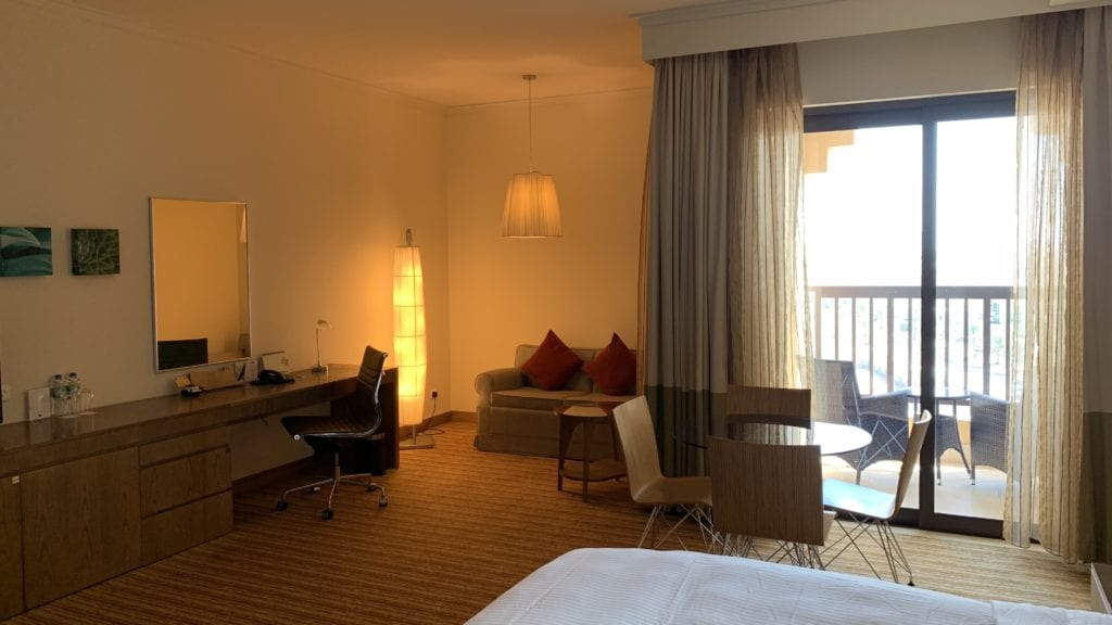 Traders Hotel Abu Dhabi Zimmer5