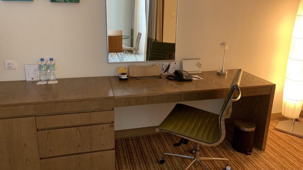 Traders Hotel Abu Dhabi Zimmer8