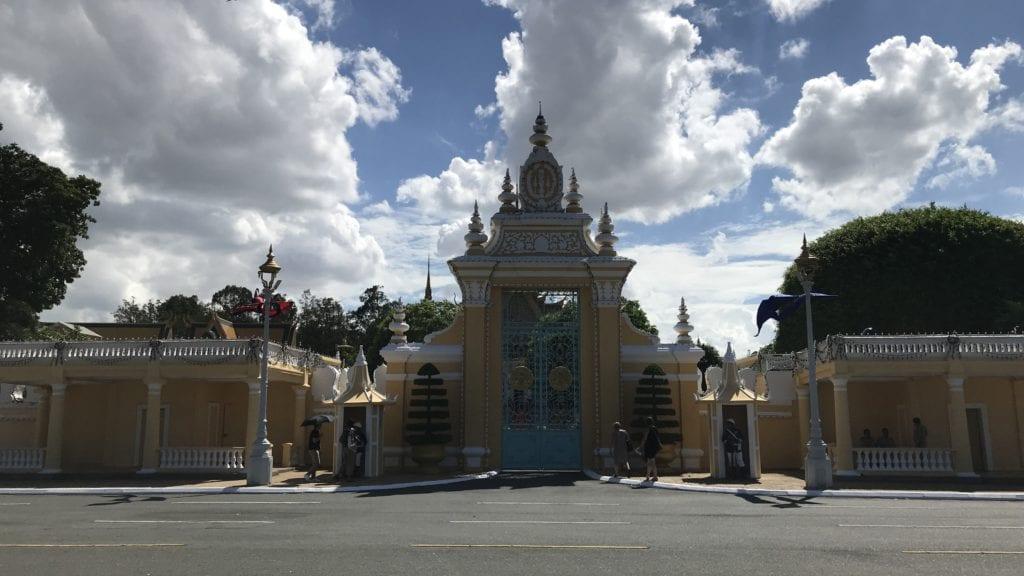 Königlicher Tempel Phnom Penh