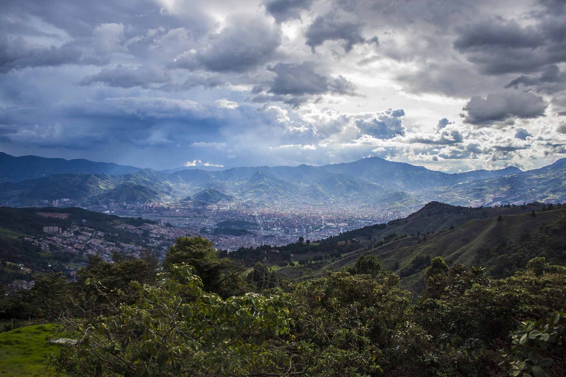 Medellin, Kolumbien