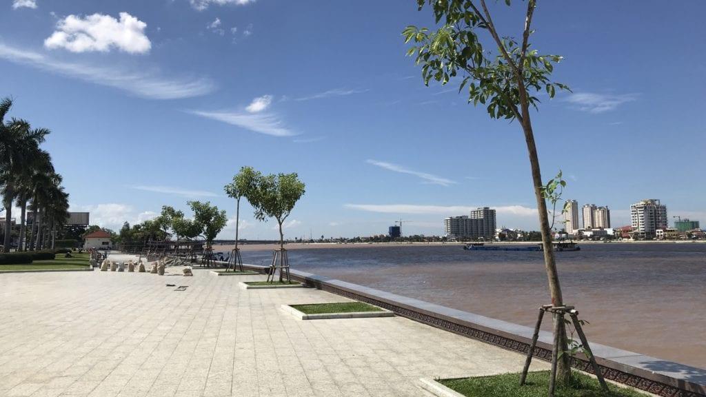 Phnom Penh Mekong