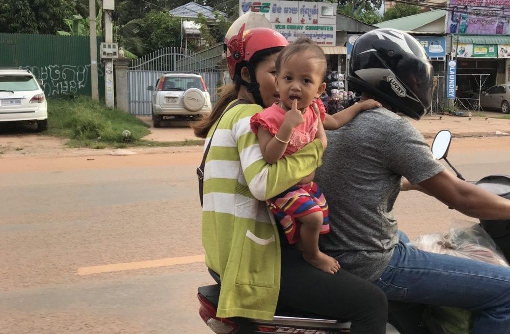 Motoroller Pnomh Penh