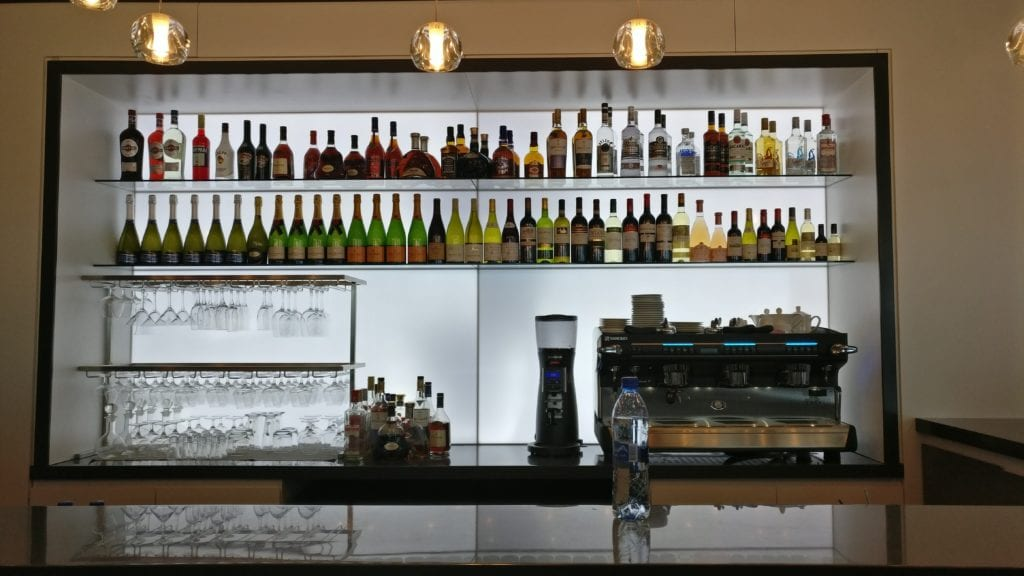 S7 Lounge Moskau Bar