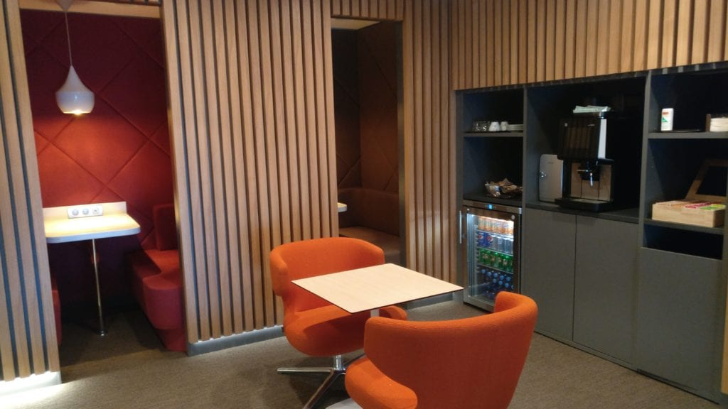 S7 Lounge Moskau Obergeschoss