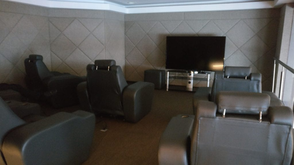 S7 Lounge Moskau Ruheraum