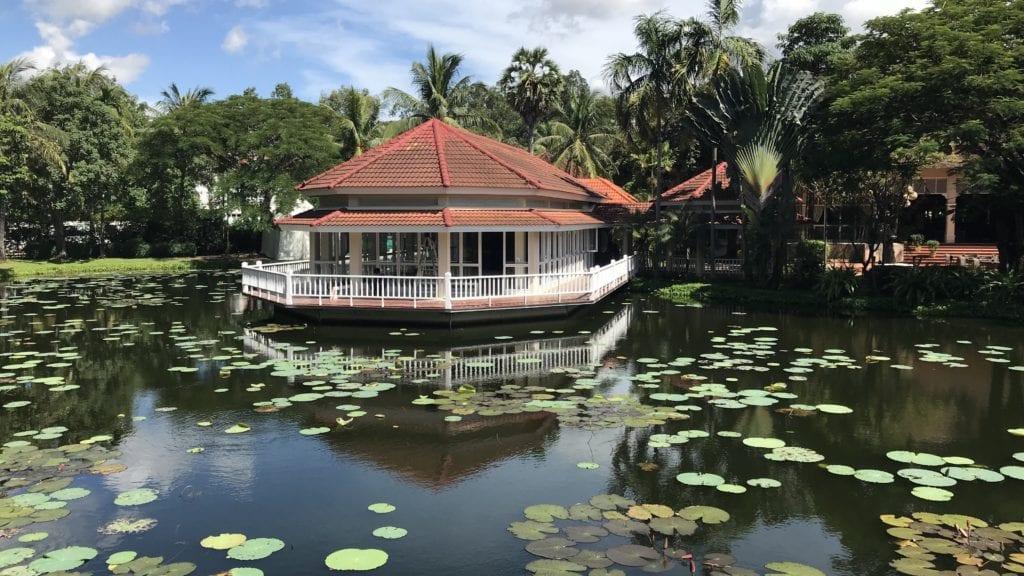 Sofite Angkor Resort Anlage