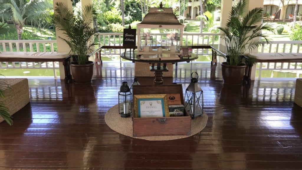 Sofitel Angkor Library
